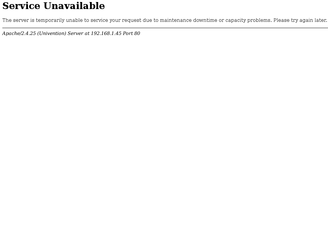 Screenshot_2021-02-18 503 Service Unavailable