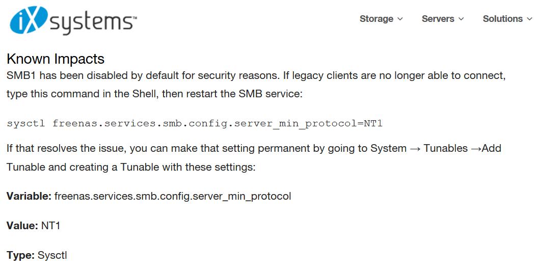 NextCloud External smb\cifs connection point failure - UCS
