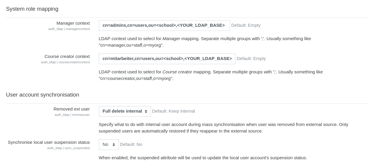 Moodle_ldap_system_role_mapping